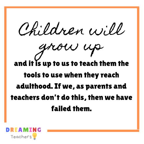 Parent Involvement – Dreaming Teachers